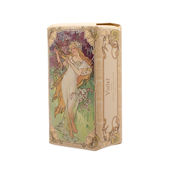 Mucha Scented Soap - Springtime