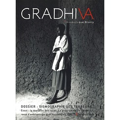"The Gradhiva journal No5 ""Sismographie des terreurs"""