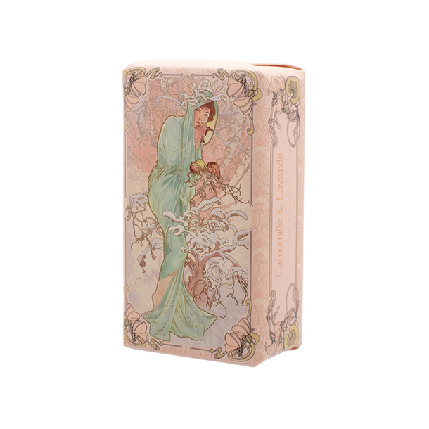 Mucha Scented Soap - Winter
