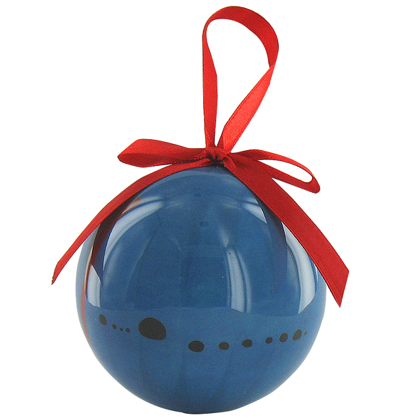 Miró Christmas ornament Blue II