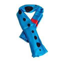 9728fb9ec00 Foulard Miró - Bleu II
