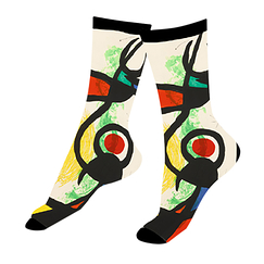 Socks Joan Miró