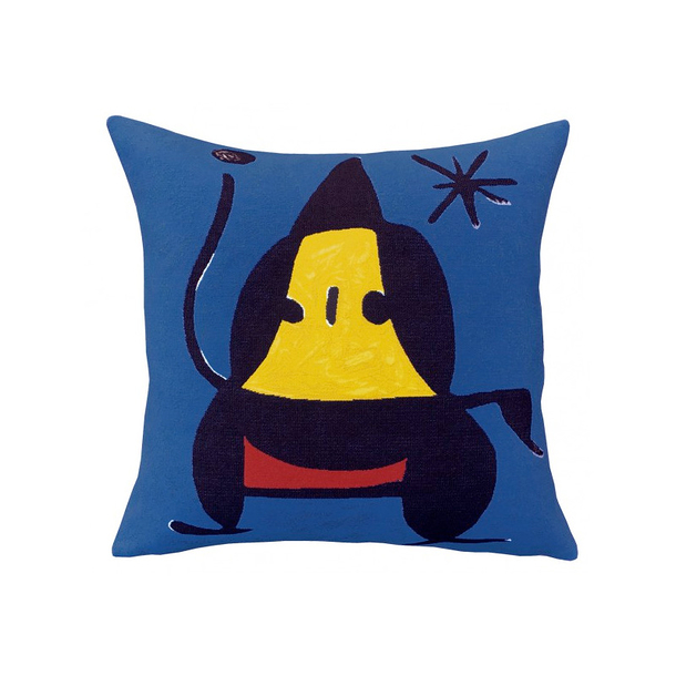 Cushion cover Miró Painting, 1978