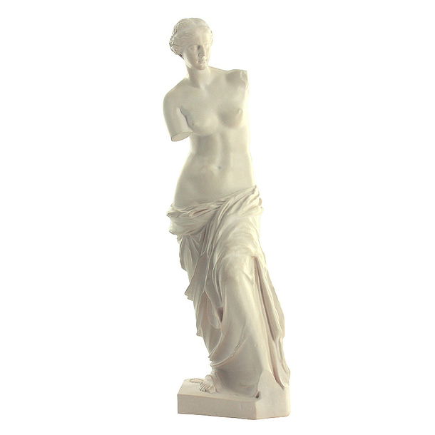 Aphrodite, known as the Venus of Milo - From 16 to 50 cm