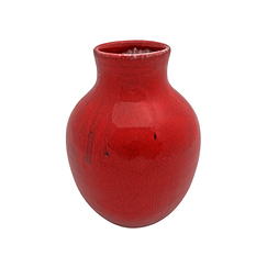 Artigas Vase - Red