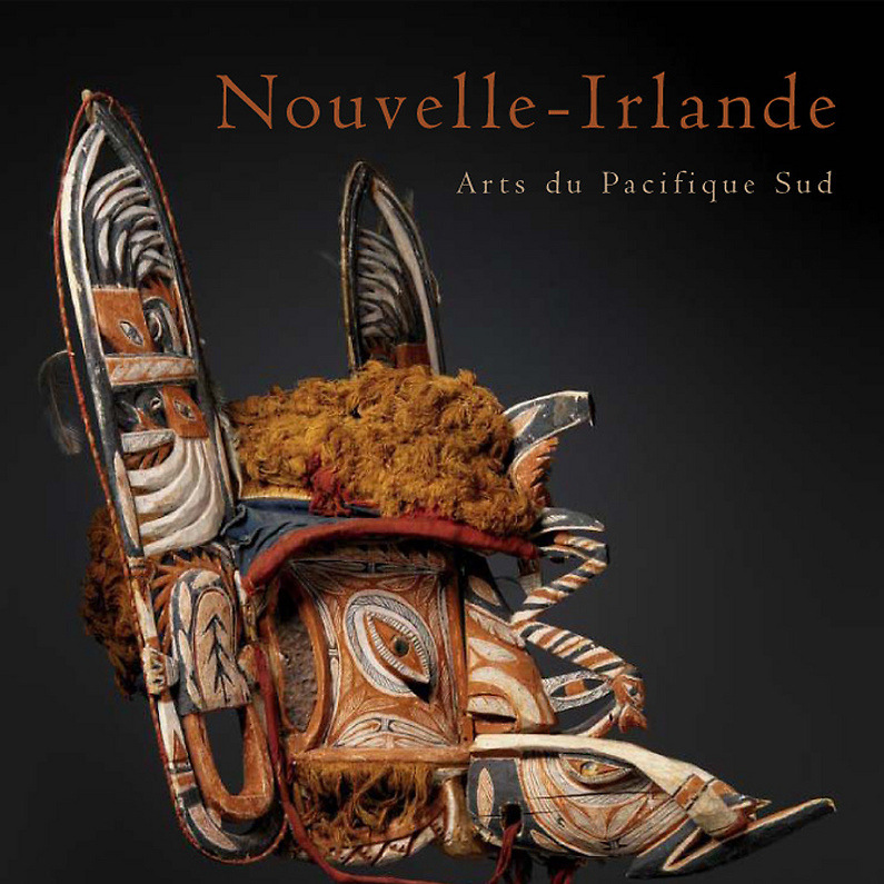 Exhibition catalogue Nouvelle-Irlande Arts du Pacifique Sud