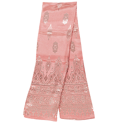 Baroque Stole - Pink