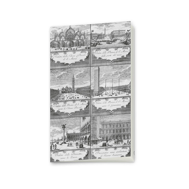 "Ughi ""Map of Venise"" - Small notebook"
