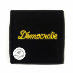Democracy Brooch - Macon & Lesquoy