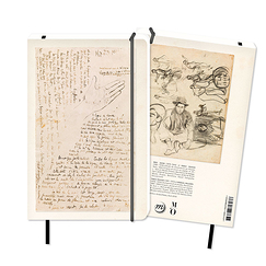 Chiromancy study Picasso Notebook