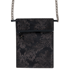 Pocket with shoulder strap Grand Siècle Black