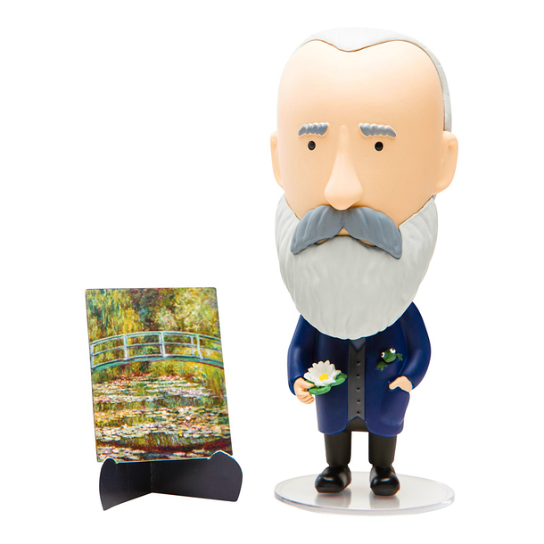 Figurine Claude Monet