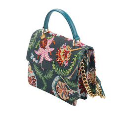 Flower Cloth Bag - Donatella Brunello