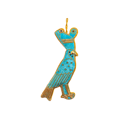 Christmas decoration - Horus