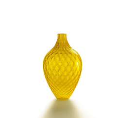 Sarmacanda high vase Yellow