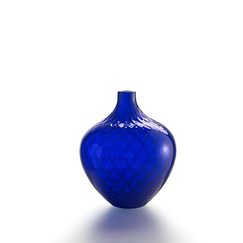 Sarmacanda small vase Blue
