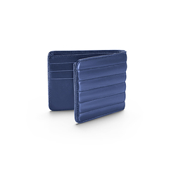 Adam Wallet Naterra - Prussian Blue