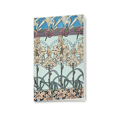 Small notebook Mucha Decorative documents