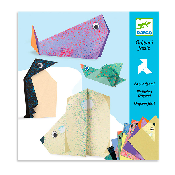 Origami Kit Polar animals