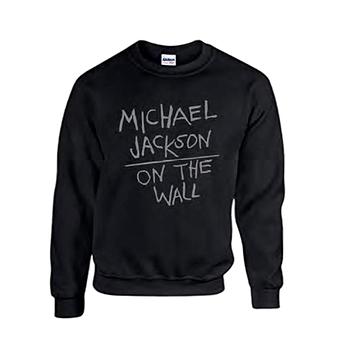 Sweat-shirt Michael Jackson - Noir - S