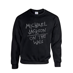 Sweat-shirt Michael Jackson - Noir
