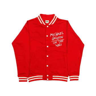 Michael Jackson Jacket - Red - S