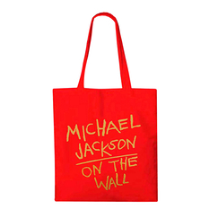 Sac Michael Jackson - Rouge