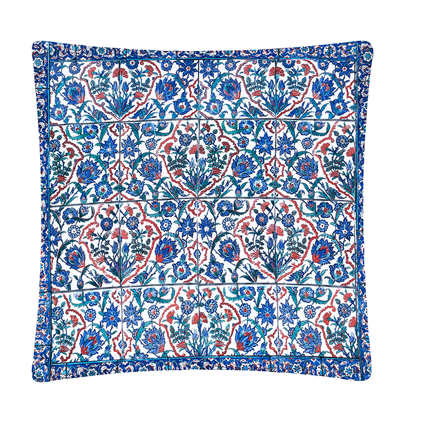 Cushion Iznik Large patterns