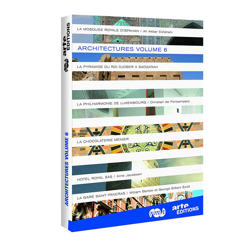 Architectures vol.6 DVD