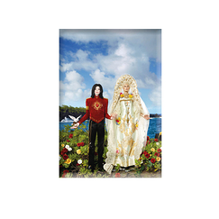 Magnet Michael Jackson - David LaChapelle Beatification
