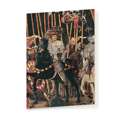 Notebook Uccello The Battle of San Romano