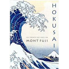 Hokusai - The thirty-six views of Mount Fuji
