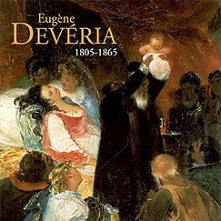 Exhibition catalogue Eugène Devéria 1805-1865
