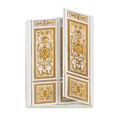 Notebook with magnetic flap Versailles