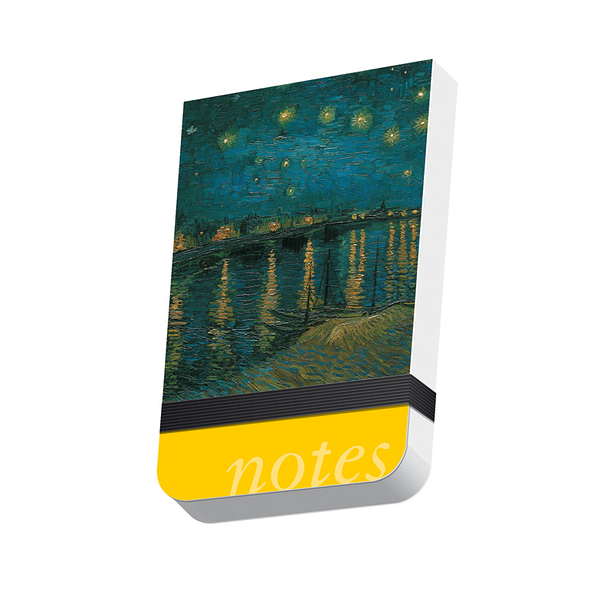 Pocket notebook Van Gogh Starry night