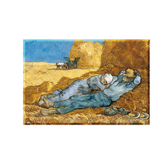 Magnet Van Gogh The siesta