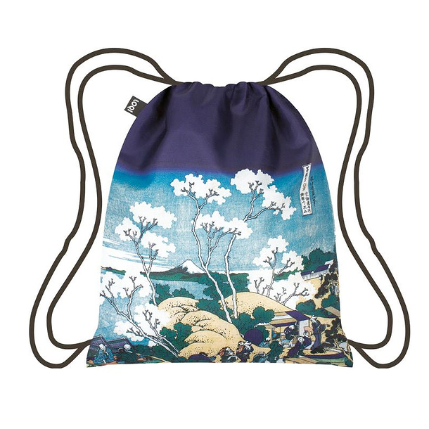 Backpack Hokusai Mount Fuji