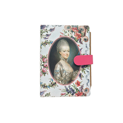 Mini notebook and pen Versailles Marie-Antoinette