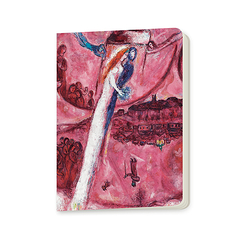 Le Cantique des Cantiques III Chagall Notebook