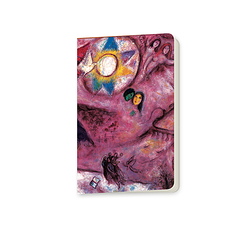 Le Cantique des Cantiques V Chagall Small Notebook