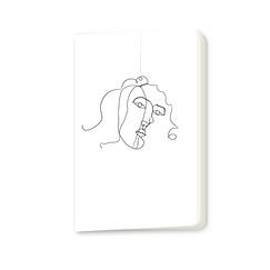 Medusa Calder Small notebook