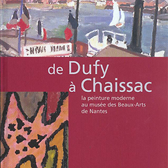 Exhibition catalogue De Dufy à Chaissac