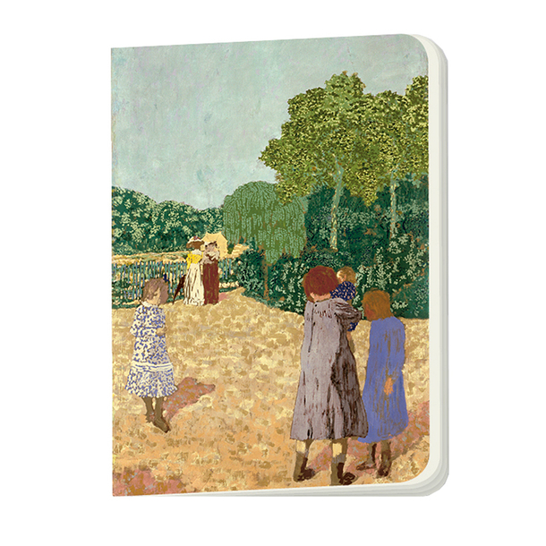 Vuillard The walk Notebook