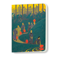 Sérusier Women at the source Notebook
