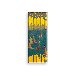 Sérusier Women at the source Magnet