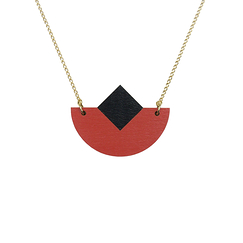 Necklace constructivism half-sphere
