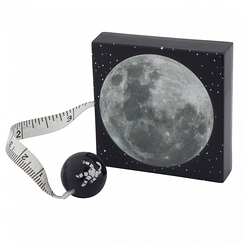 Moon tape measure