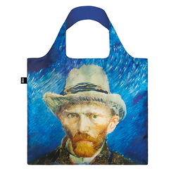 Van Gogh Bag Self-portrait with felt hat - Loqi