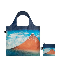 Hokusai Red Fuji, Mountains in Clear Weather Bag - Loqi
