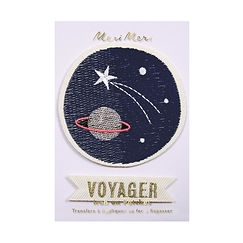 Space traveler patches